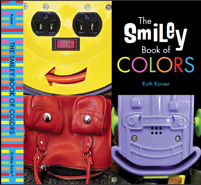 smiley book of colors