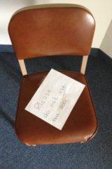 chair door