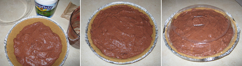 yogurt pudding pie