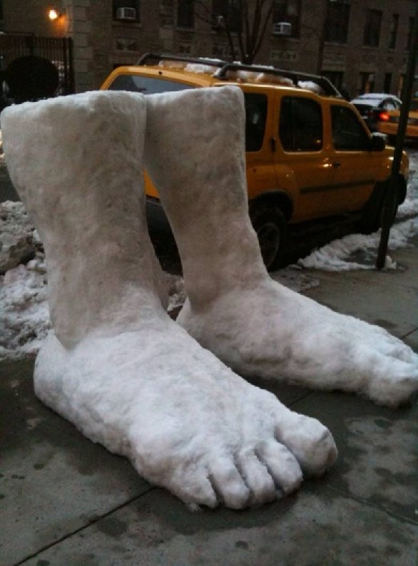 cool funny email of current event two feet of snow oh boy